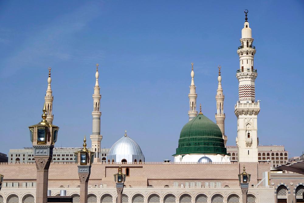 Nabawi Mosque, Medina